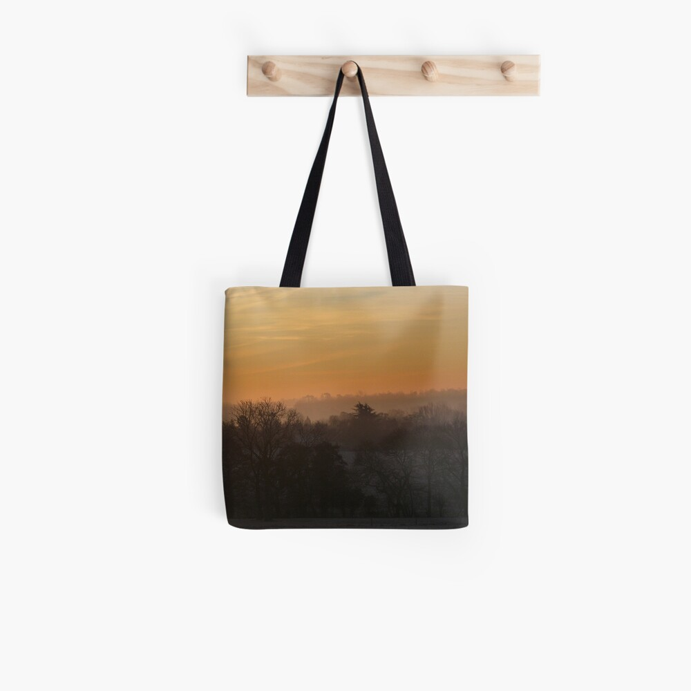 Valley Dawn Tote Bag