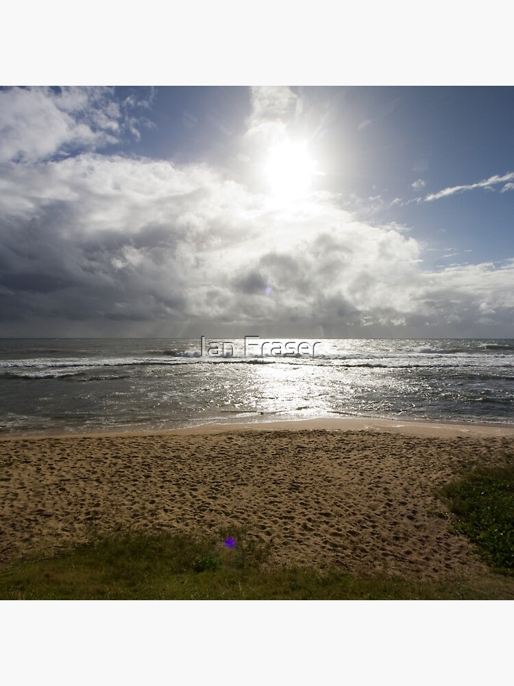 Storm at Sea by Mowog