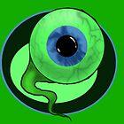 Jacksepticeye - Sam the Septic Eye by DevilChild28