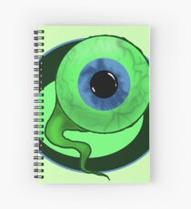 Jacksepticeye - Sam the Septic Eye Spiral Notebook