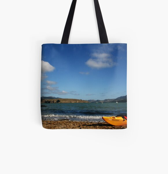 Cass Bay All Over Print Tote Bag