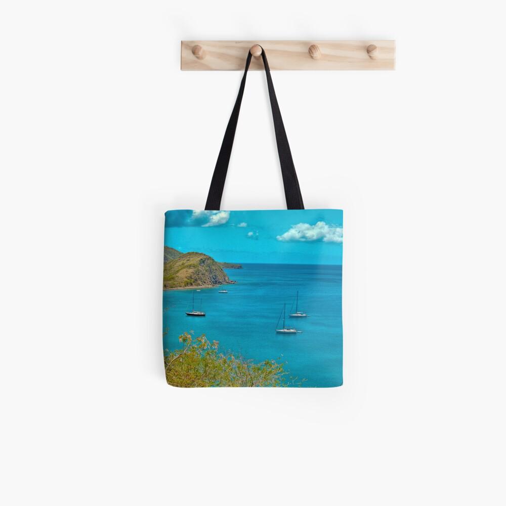 White House Bay Tote Bag