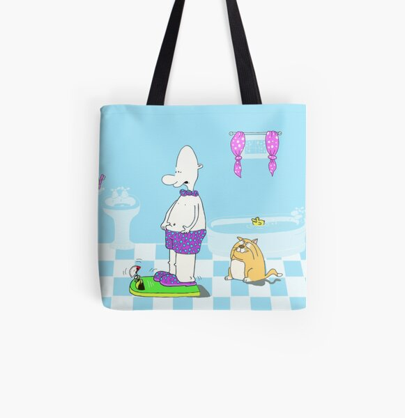 to many pies All Over Print Tote Bag
