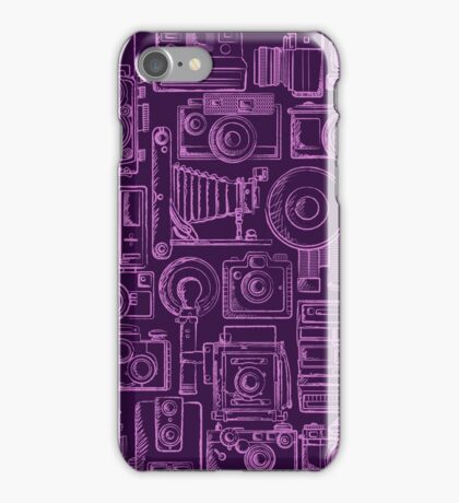 Paparazzi Purple iPhone Case/Skin