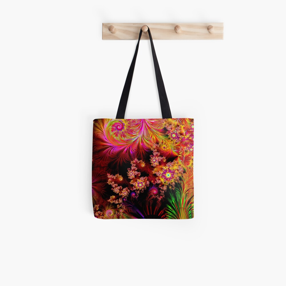 The Colours of Nature Tote Bag