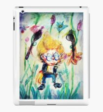 tHe M@d ArtiST  iPad Case/Skin
