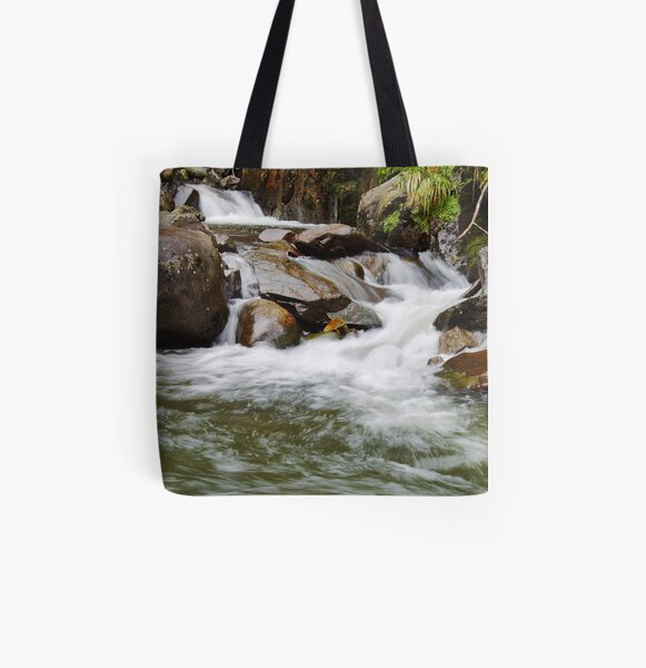 Turbulent times All Over Print Tote Bag