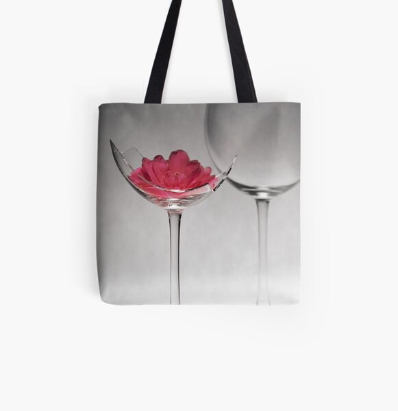 Imperfect All Over Print Tote Bag