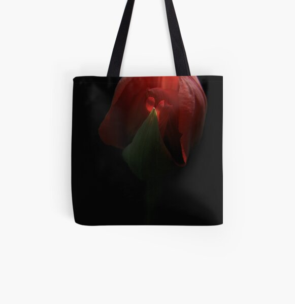 Reveal All Over Print Tote Bag