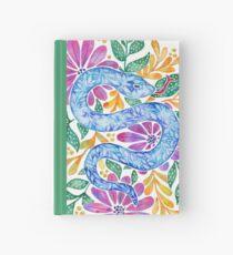 Snake Hardcover Journal