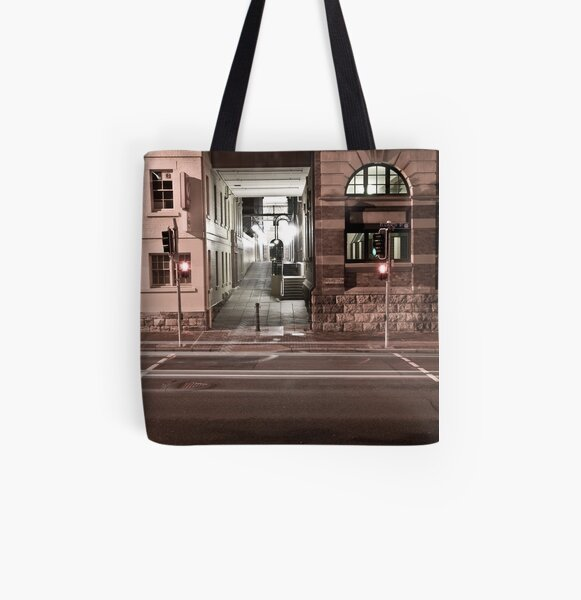 And None Shall Pass All Over Print Tote Bag