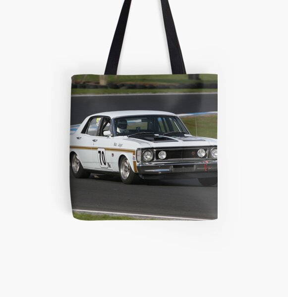 XW GT Falcon All Over Print Tote Bag