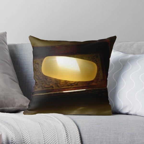 GloSoap Throw Pillow