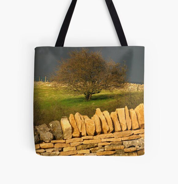 Cotswold Tree All Over Print Tote Bag
