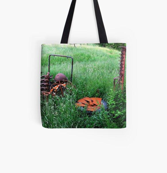 KARMA All Over Print Tote Bag
