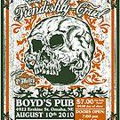 Fiendishly Cruel At Boyd's Pub by SykoGraphx