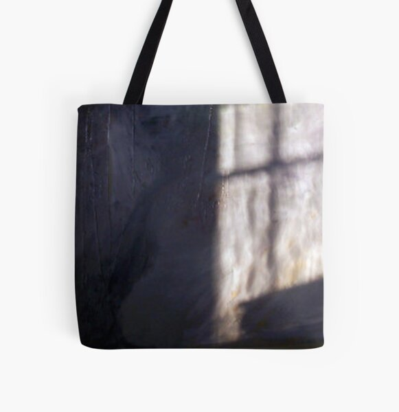 Shadow Play Photo All Over Print Tote Bag