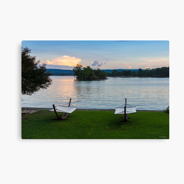 Pick Your Hammock Canvas Print