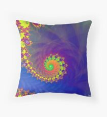 Stairway Throw Pillow