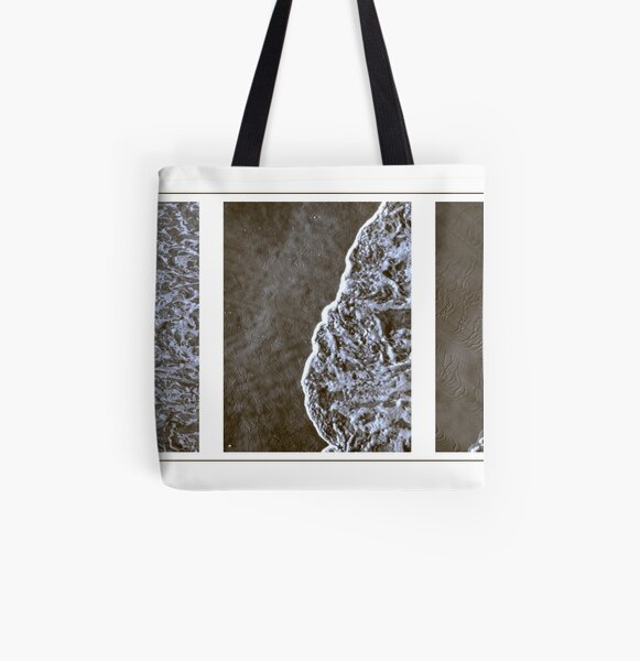 Surf triptych II All Over Print Tote Bag