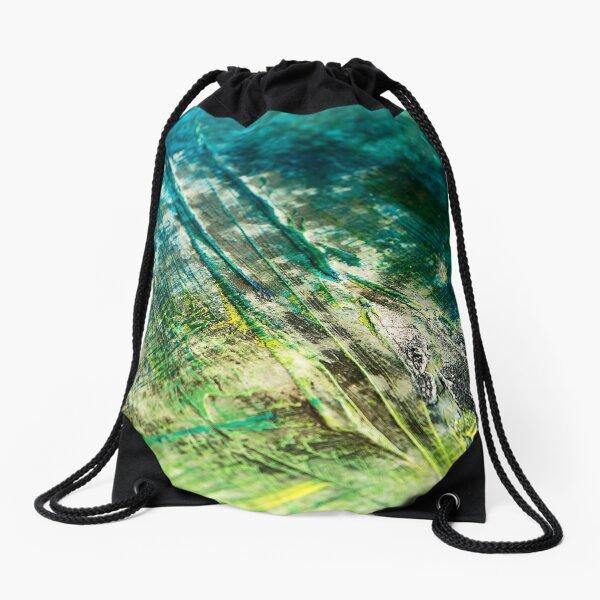 Modern Echo Drawstring Bag