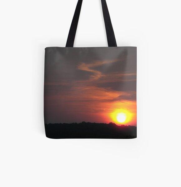 Dream Big All Over Print Tote Bag
