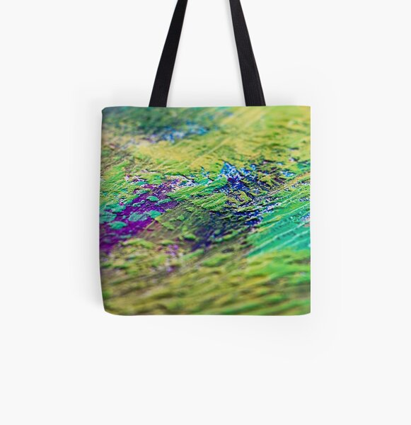 Bountiful Decision All Over Print Tote Bag