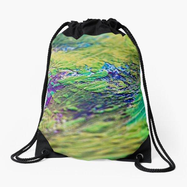 Bountiful Decision Drawstring Bag