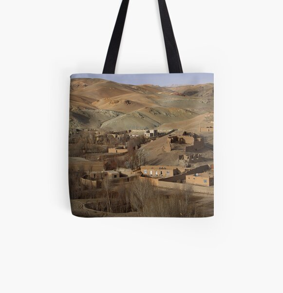 The Walls All Over Print Tote Bag