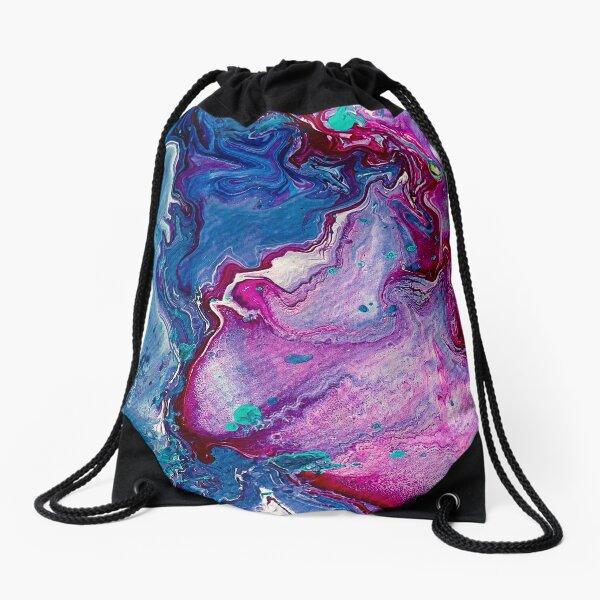 Message of Surprise Drawstring Bag