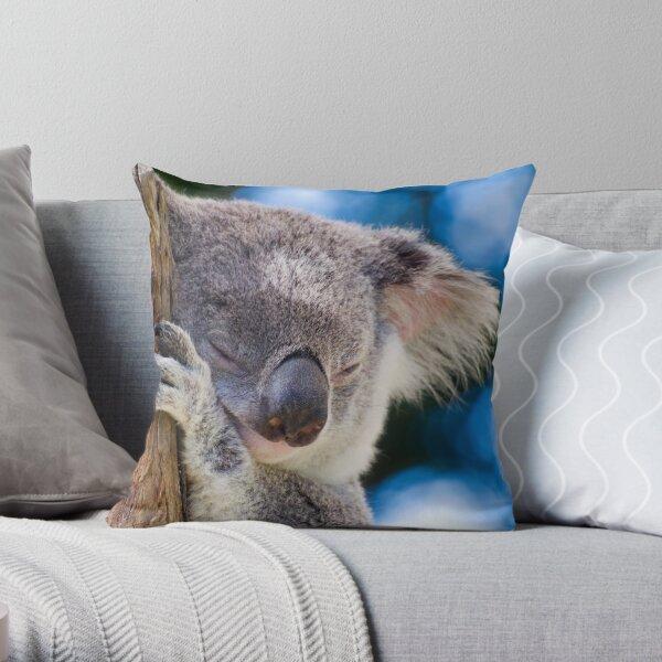 Snugglepot Throw Pillow