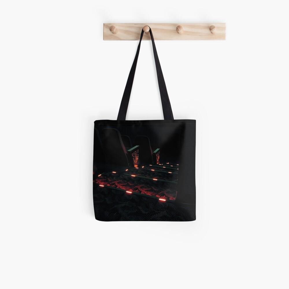 Cinema House Tote Bag