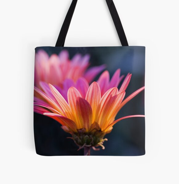 Pastel Peregrination All Over Print Tote Bag