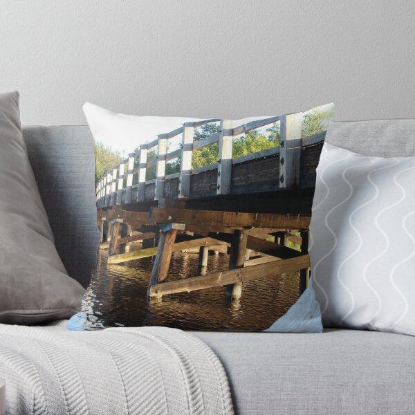 Smith Bridge Throw Pillow