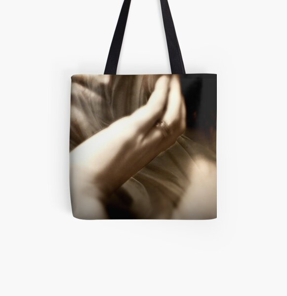 Melancolía All Over Print Tote Bag