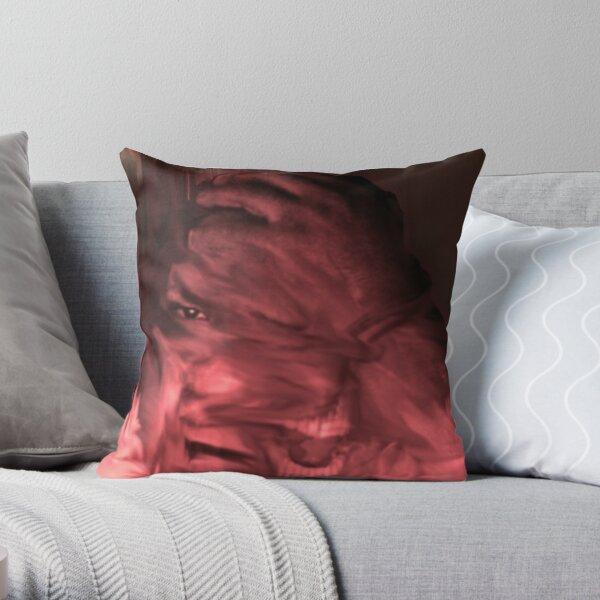 Mr Edward Hyde Throw Pillow