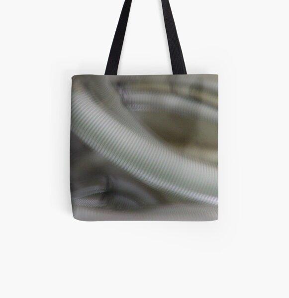 cyclic continuim All Over Print Tote Bag