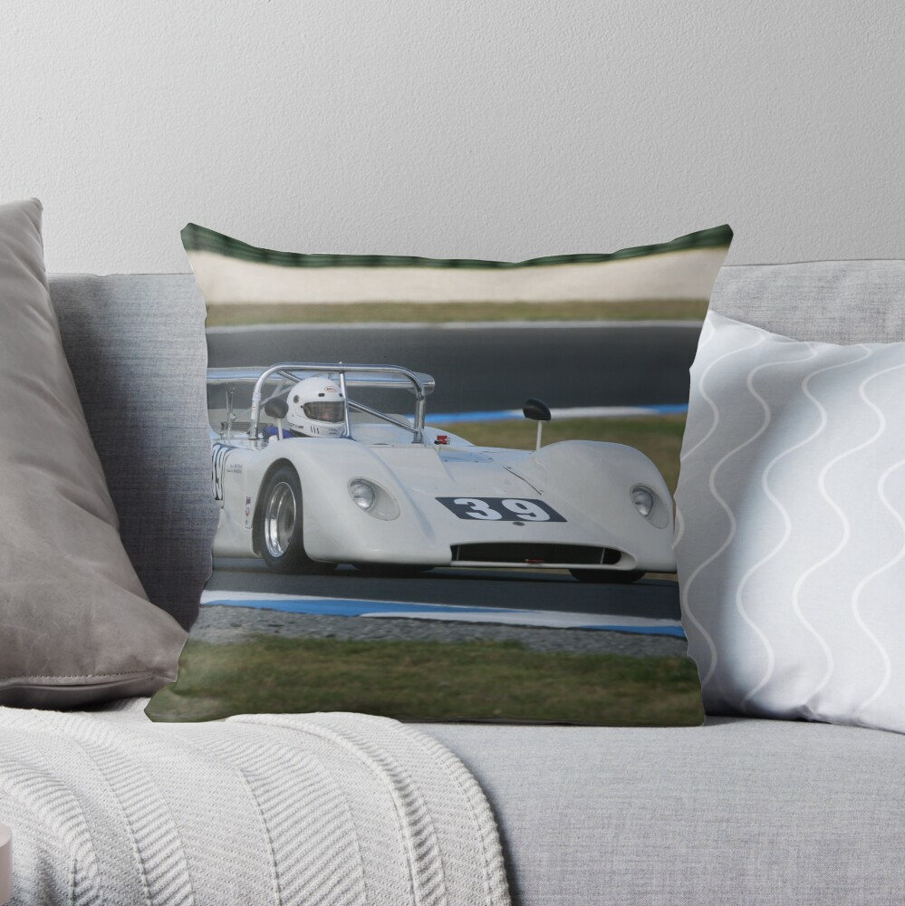 Classic Sports Throw Pillow