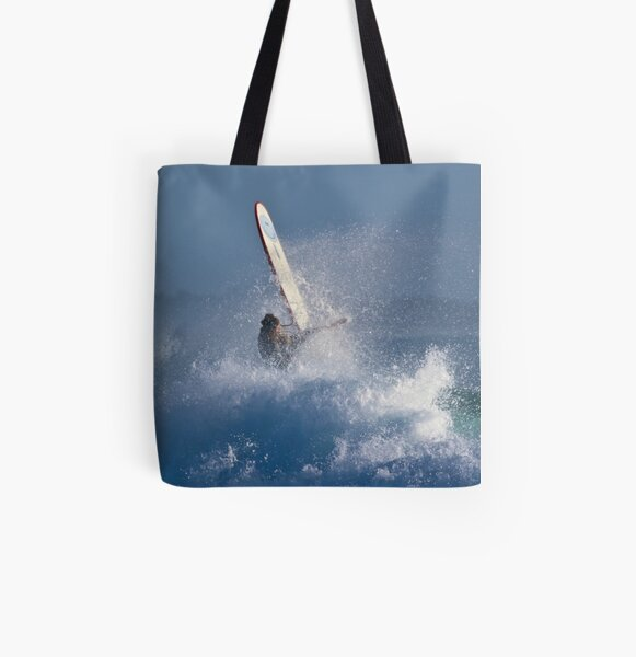 Wipeout! All Over Print Tote Bag