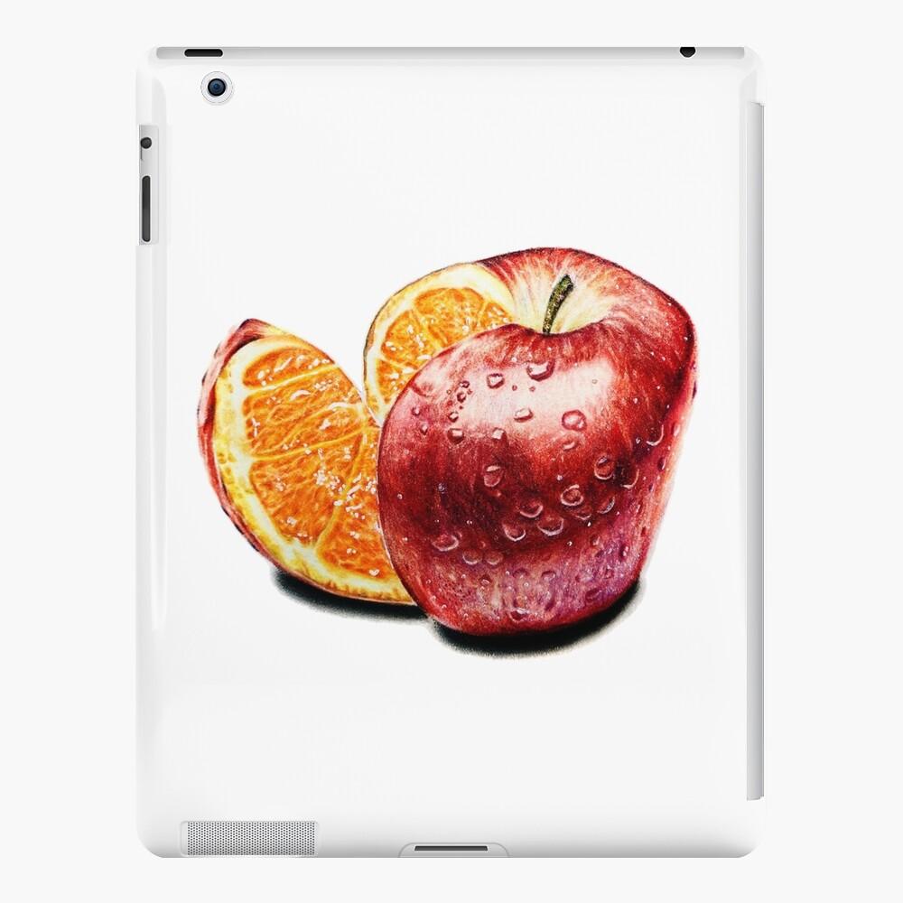 Freakonomics (Color pencil drawing) iPad Case & Skin