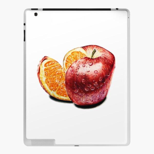 Freakonomics (Color pencil drawing) iPad Skin