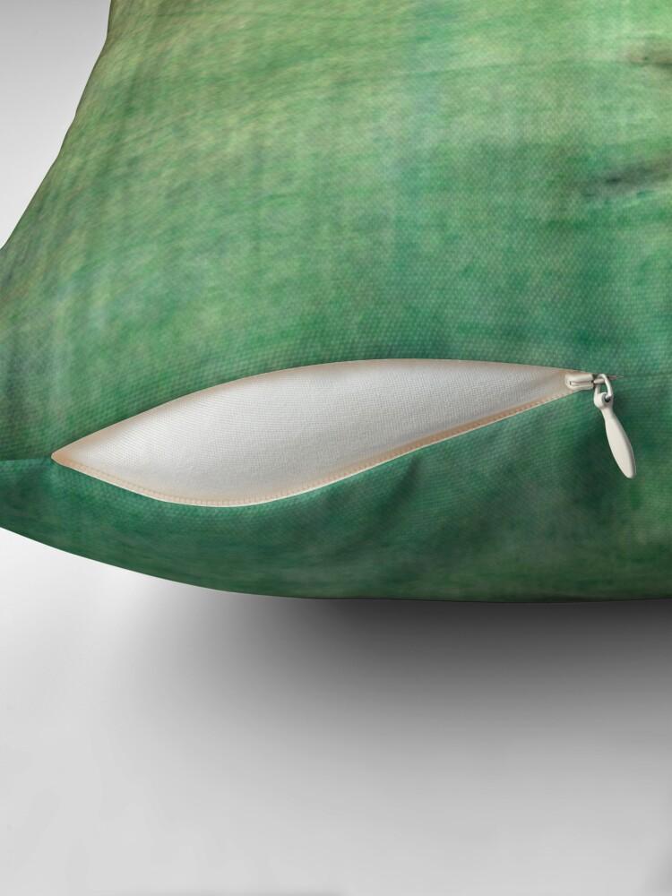 Alternate view of soft Throw Pillow