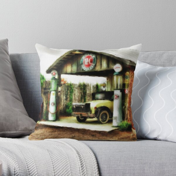 Made in the Shade Throw Pillow