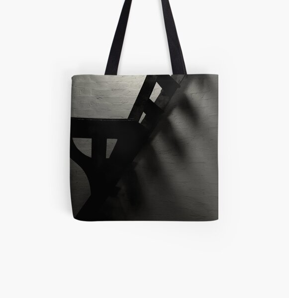 The Shadows Ascend All Over Print Tote Bag