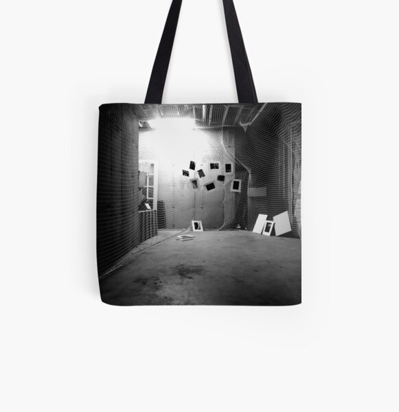 Empty Work All Over Print Tote Bag