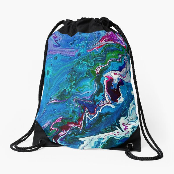 Incidental Idealism Drawstring Bag