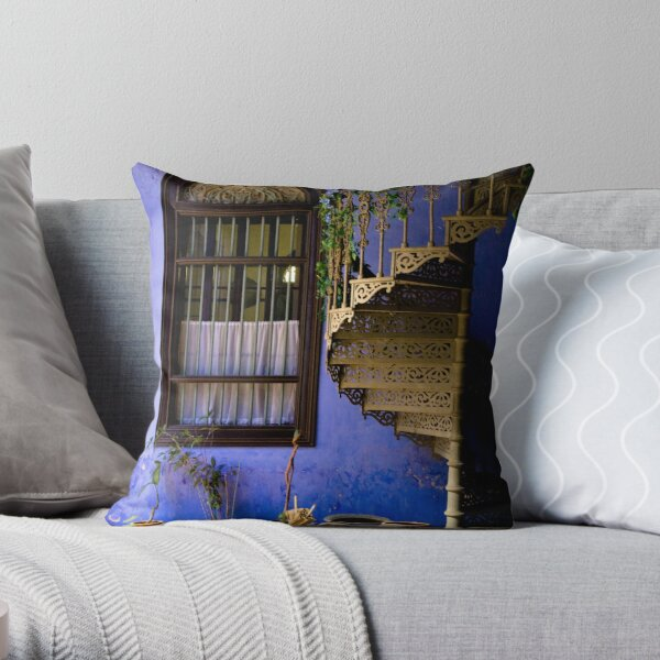 Cheong Fatt Tze Mansion Throw Pillow
