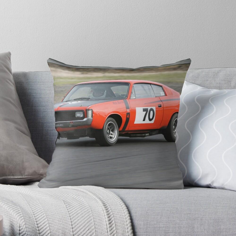 Full Tilt II Throw Pillow