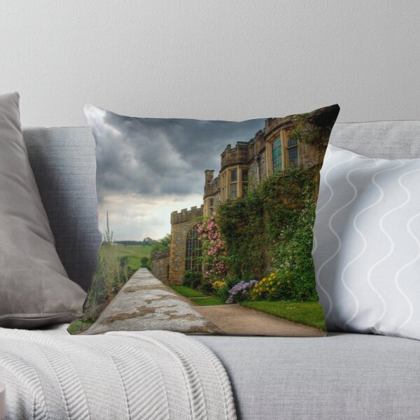 East Wing Throw Pillow