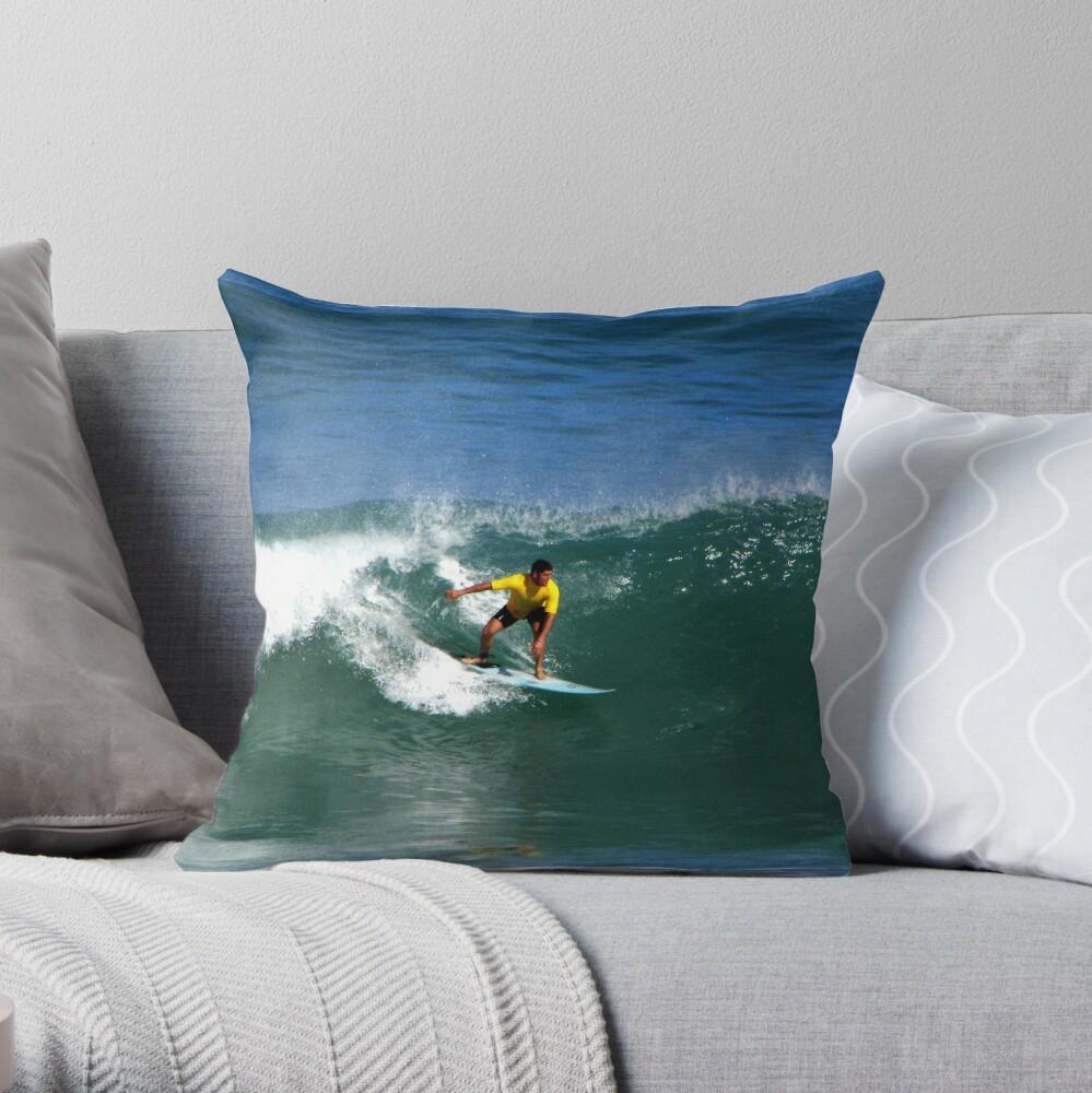 Greg Throw Pillow